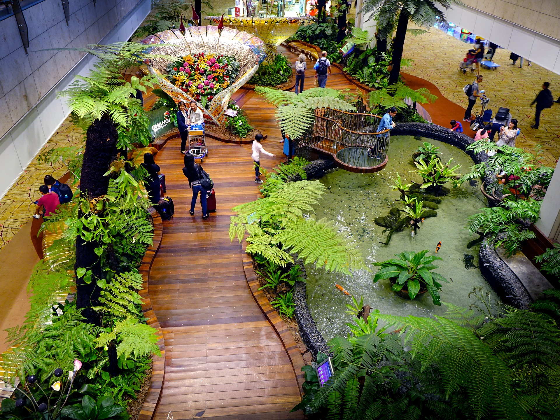 The Latest Business Trends For Interior Landscape Design